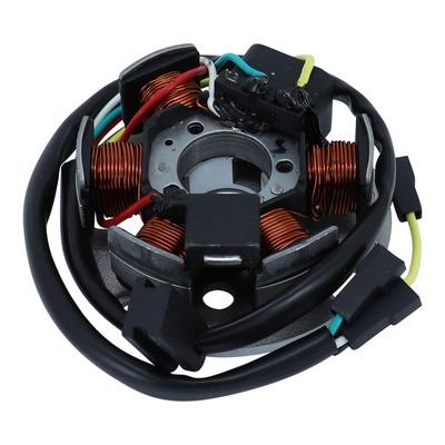 Stator d'allumage Derbi-Piaggio 50 6 vitesses avec démarreur électrique