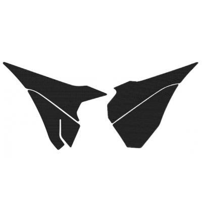 Sticker boîte à air Blackbird Carbon Look KTM 250 SX 13-15