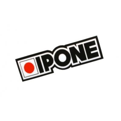 Sticker pvc Ipone 13x3cm