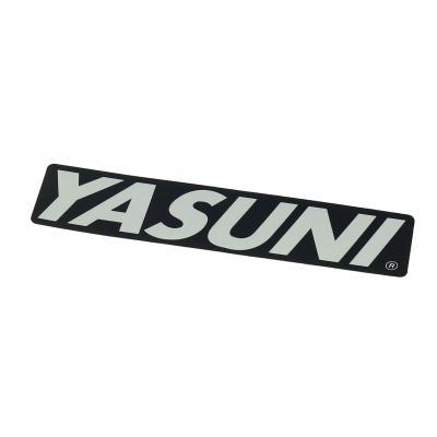 Sticker silencieux Yasuni 170 x 38 mm