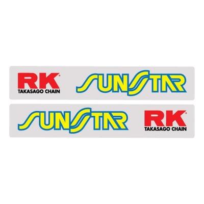 Stickers bras oscillant FX Factory Effex Sun Star/RK