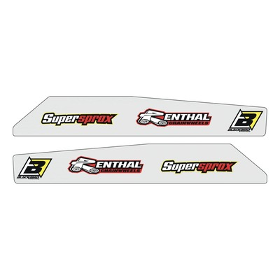 Stickers de bras oscillant Blackbird Racing Honda CRF 450R 17-20
