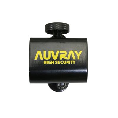 Support antivol U Auvray horizontal pour antivol Ø16-18mm