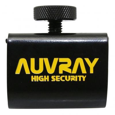 Support antivol U Auvray vertical pour antivol Ø16-18mm
