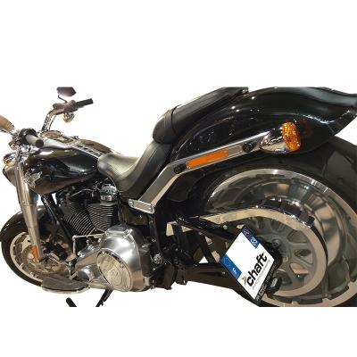 Support de plaque Chaft Harley Davidson modèles 2018