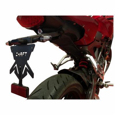 Support de Plaque Chaft Honda CB300R / CB125R 18