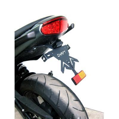 Support de Plaque Chaft pour ER6N 2009-2011