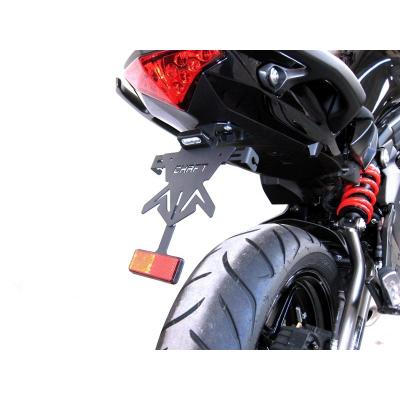 Support de Plaque Chaft pour ER6N 2012-2013