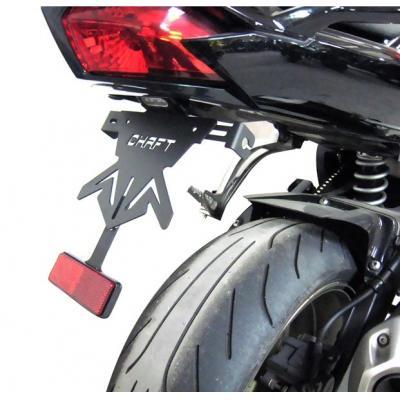Support de Plaque Chaft pour FZ1 2005-2012/FZ8 2010-2012