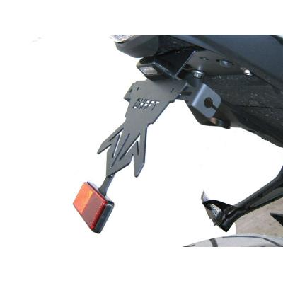 Support de Plaque Chaft pour GSR750 2011-2013