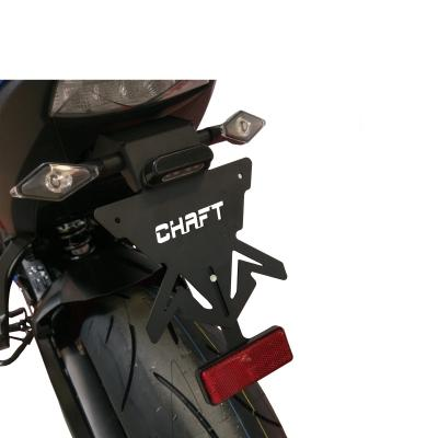Support de plaque Chaft Suzuki GSX-S 1000 15-18