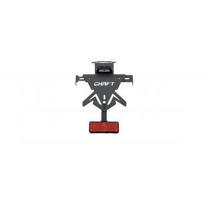 Support de plaque Chaft Yamaha MT-10