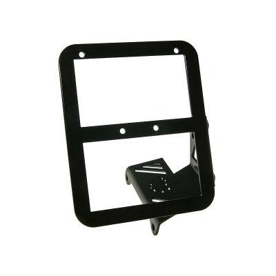 Support de Plaque Opticparts TC-Line noir