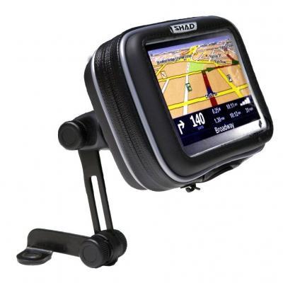 Support de rétroviseur SHAD pour GPS 3,5'