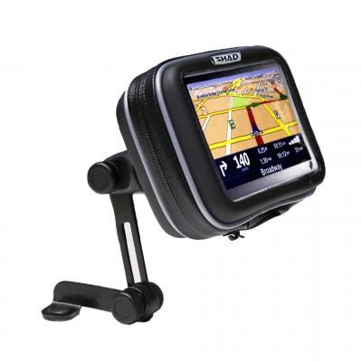 Support de rétroviseur SHAD pour GPS 4,3'