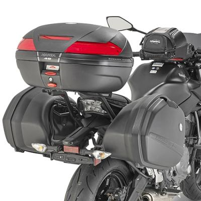 Support de top case Kappa Monorack Kawasaki Z650 17-18
