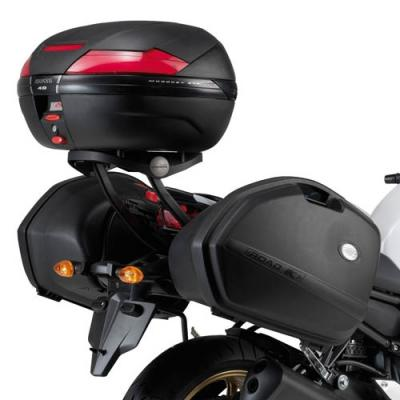 Support de top case Kappa Monorack Yamaha 800 FZ8 10-15