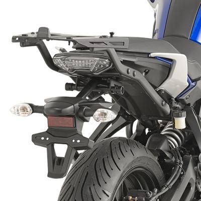 Support de top case Kappa Monorack Yamaha MT07 Tracer 16-18
