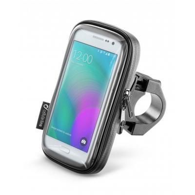 Support guidon Cellularline pour Smartphone 4,5 pouces