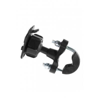 Support guidon tubulaire Cellularline serrage en U