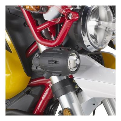 Support pour feux additionnels Givi Moto Guzzi V85 TT 2019
