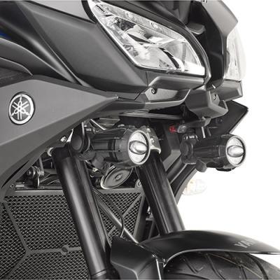 Support pour feux additionnels Givi Yamaha Tracer 900 2018