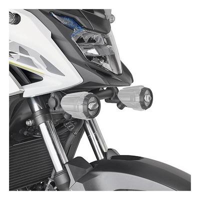 Support pour feux additionnels Kappa Honda CB 500X 19-21