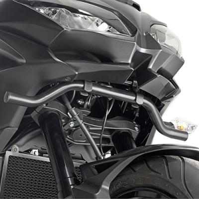 Support pour feux additionnels Kappa Kawasaki 650 Versys 15-18