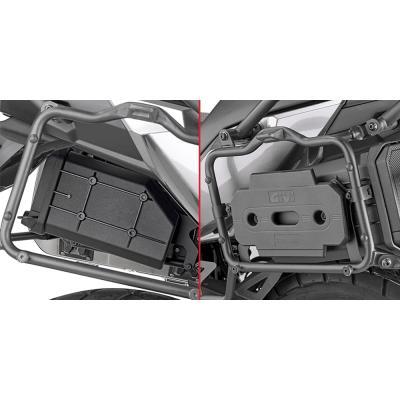 Support pour la boîte à outil S250 Givi Kawasaki 300 Versys-X 17-18