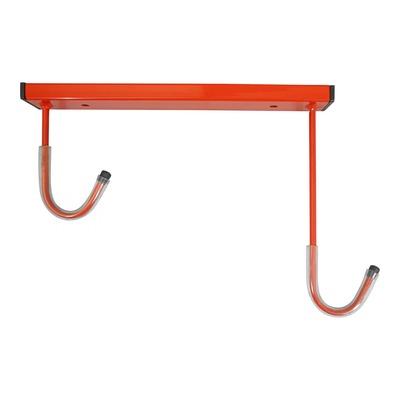Support présentoir vélo au plafond pour fixation sur roue (2 vélos)