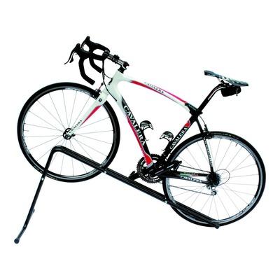 Support présentoir vélo en élévation par les roues (1 vélo)