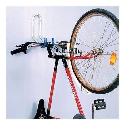 Support présentoir vélo mural avec crochet par guidon(1 vélo)