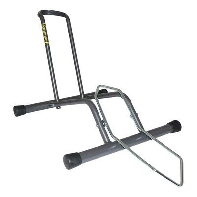 """Support présentoir vélo Stabilius sur pied par la roue 26"""", 27,5"""", 29"""", 700C (1 vélo)"""