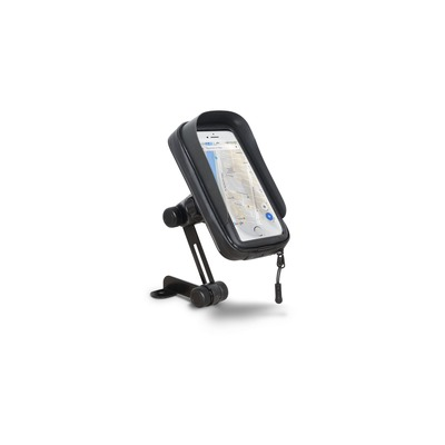 "Support smartphone Shad 6"" fixation rétroviseur"