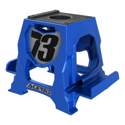 Support téléphone Acerbis Stand 73 bleu