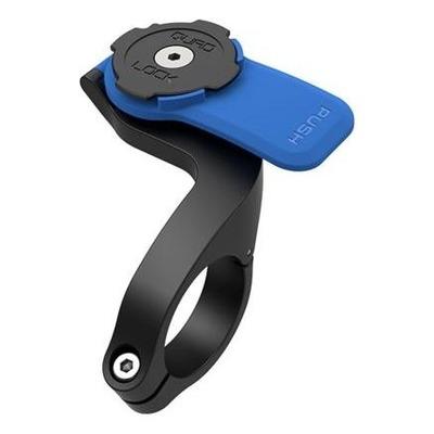 Support téléphone Quad Lock QFM V2 déporté fixation guidon vélo