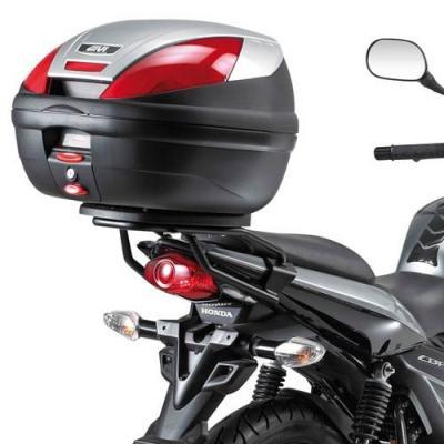 Support top case Givi Honda CBF 125 09-14