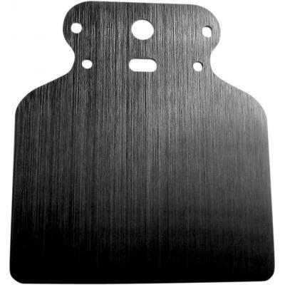 Support universel de compteur Motogadget Motoscope Mini + Motosign Mini Aluminium anodisé noir