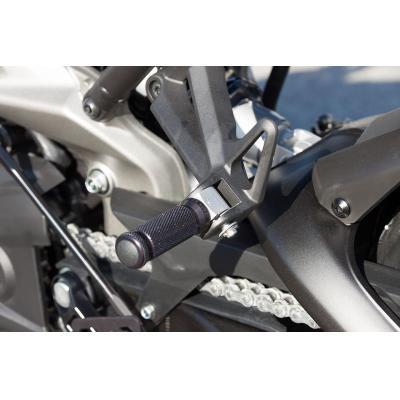 Supports de repose-pieds LSL arrière Yamaha MT-07 14-17