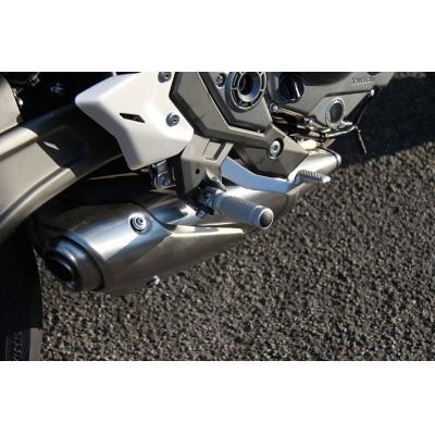 Supports de repose-pieds LSL avant Kawasaki Z 650 17-18