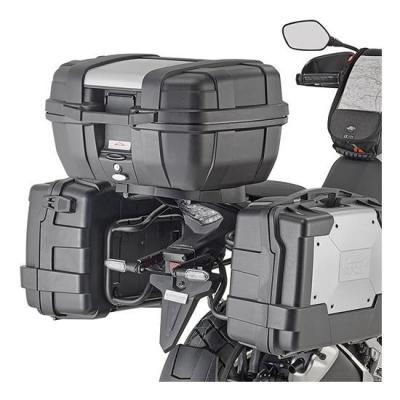 Supports de valises latérales Kappa ONE-FIT (KLO) pour système Monokey Honda CB 500X 2019