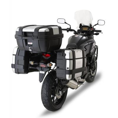 Supports pour valises latérales Givi Honda CB 500 X 13-