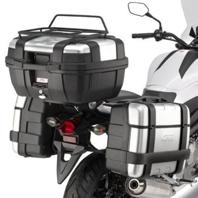 Supports pour valises latérales Givi Honda Nc 700 X/S 12-13