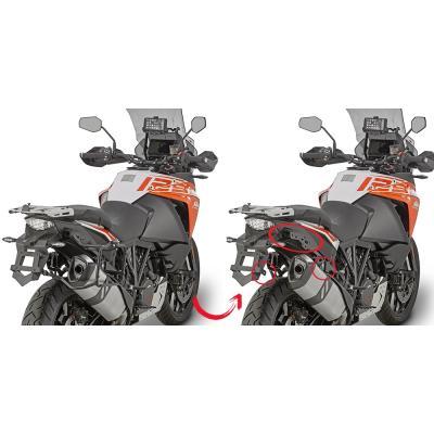 Supports pour valises latérales Givi KTM 1290 Super Adventure 15-18