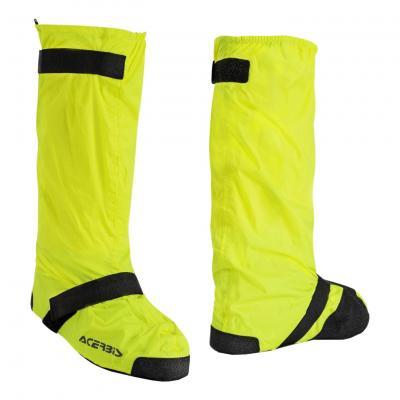 Sur-bottes Acerbis Rain Boot Cover 4.0 jaune fluo