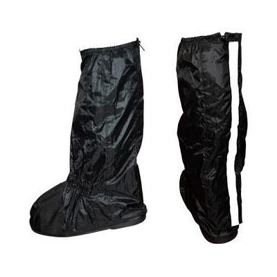 Sur-bottes de pluie Trendy noir