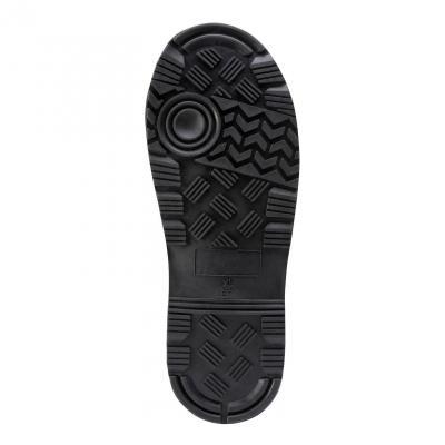 Sur-bottes de protection Hevik noir