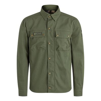 Sur-chemise Belstaff Mansion forest vert