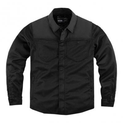 Sur-Chemise Icon Upstate Riding Shirt noir