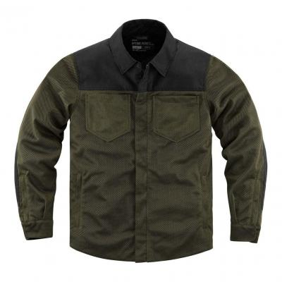 Sur-Chemise Icon Upstate Riding Shirt olive